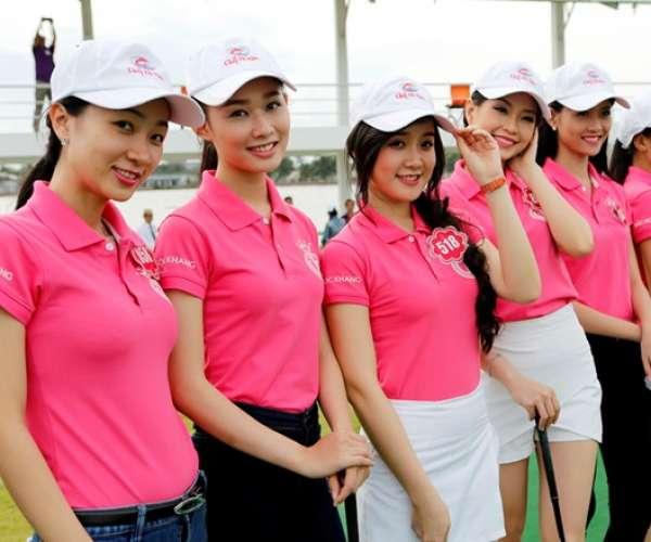 Áo thun đồng phục có cổ cao cấp tại quận Tân Bình