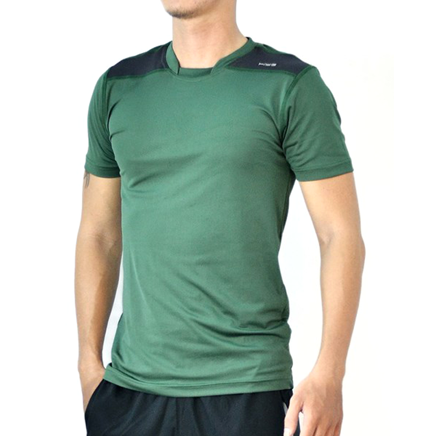 Chất liệu may áo thun đồng phục thể thao