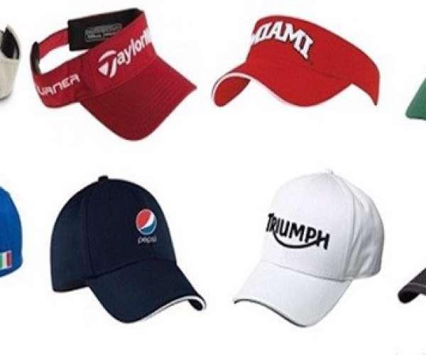 Những kiểu dáng nón đồng phục