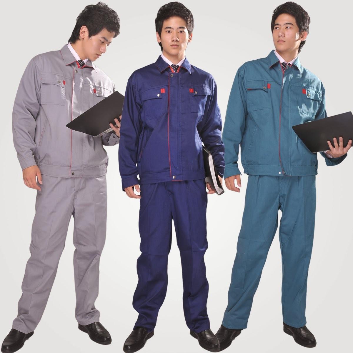 Đồng phục bảo hộ tay dài an toàn