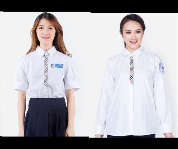 Mẫu áo đồng phục lớp đẹp