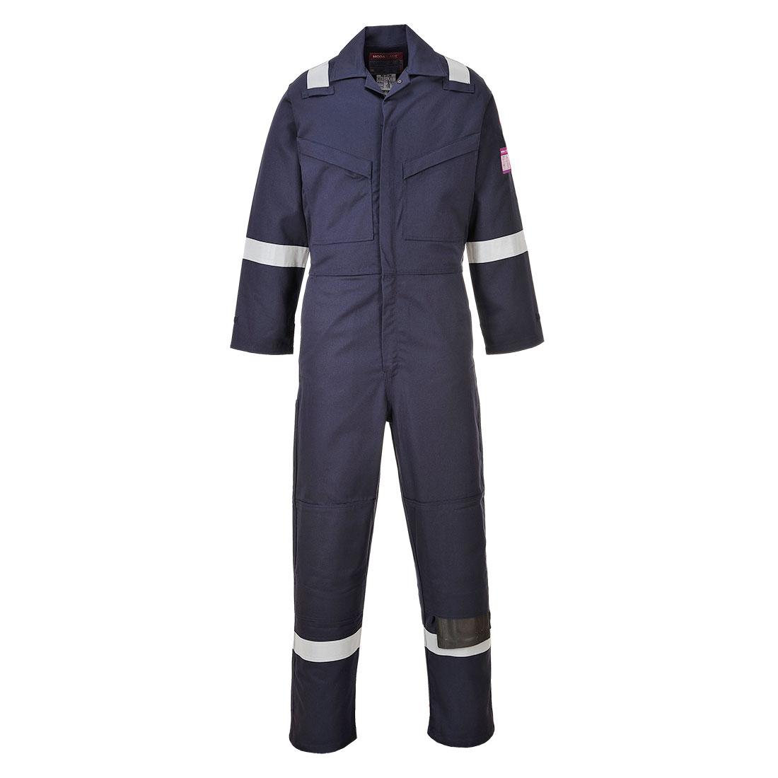 Mẫu đồng phục bảo hộ dài tay liền quần màu xám